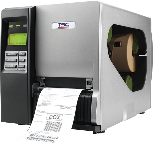tscttp346mplus条码打印机